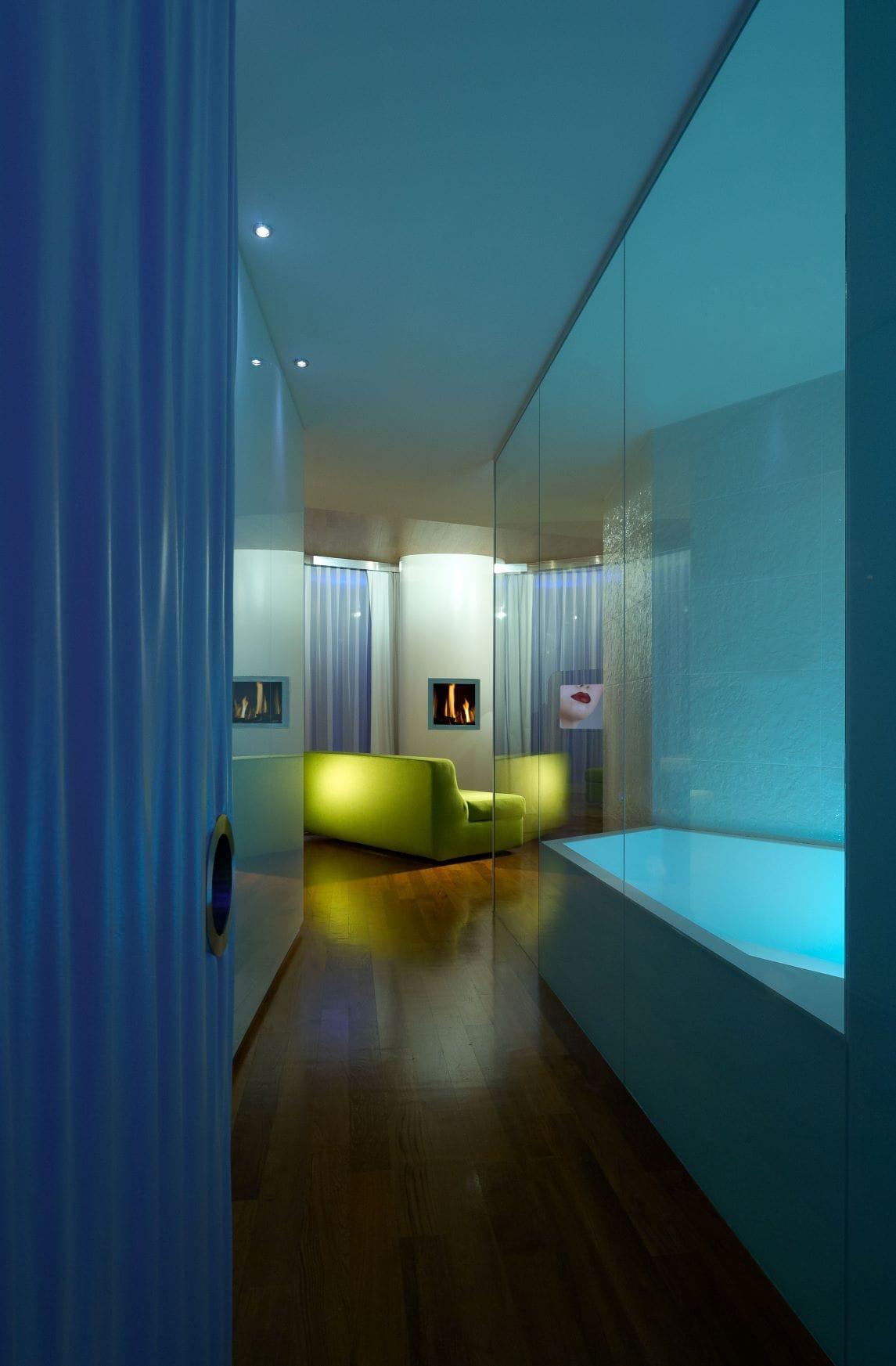 Zimmer im i-Suite Hotel Rimini