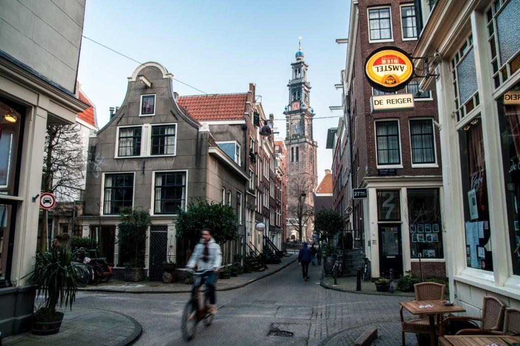 Jordaan-Viertel in Amsterdam