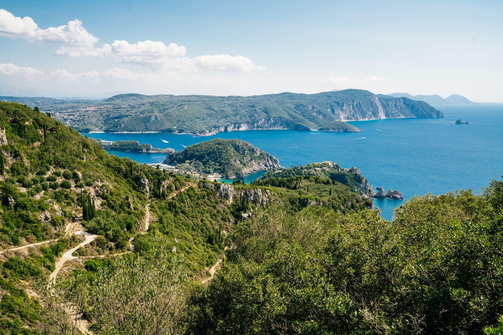 Unsere Korfu Tipps: Unbedingt entlang der Küste wandern
