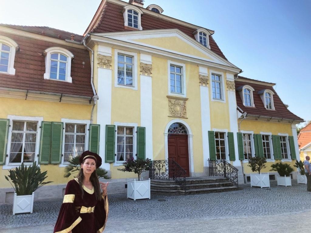 Die Gartenstadt Bad Langensalza entlang der Unstrut lohnt den Besuch.