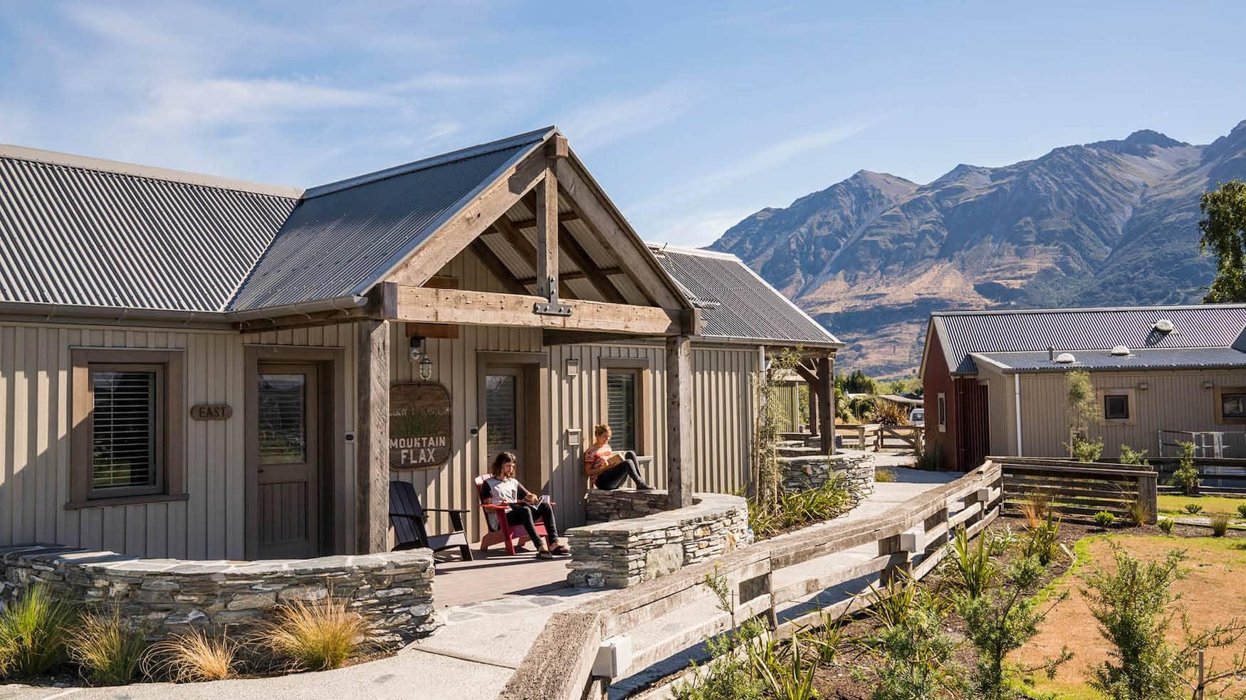Camp Glenorchy in Neuseeland setzt sich für Umweltschutz und Nachhaltigkeit ein