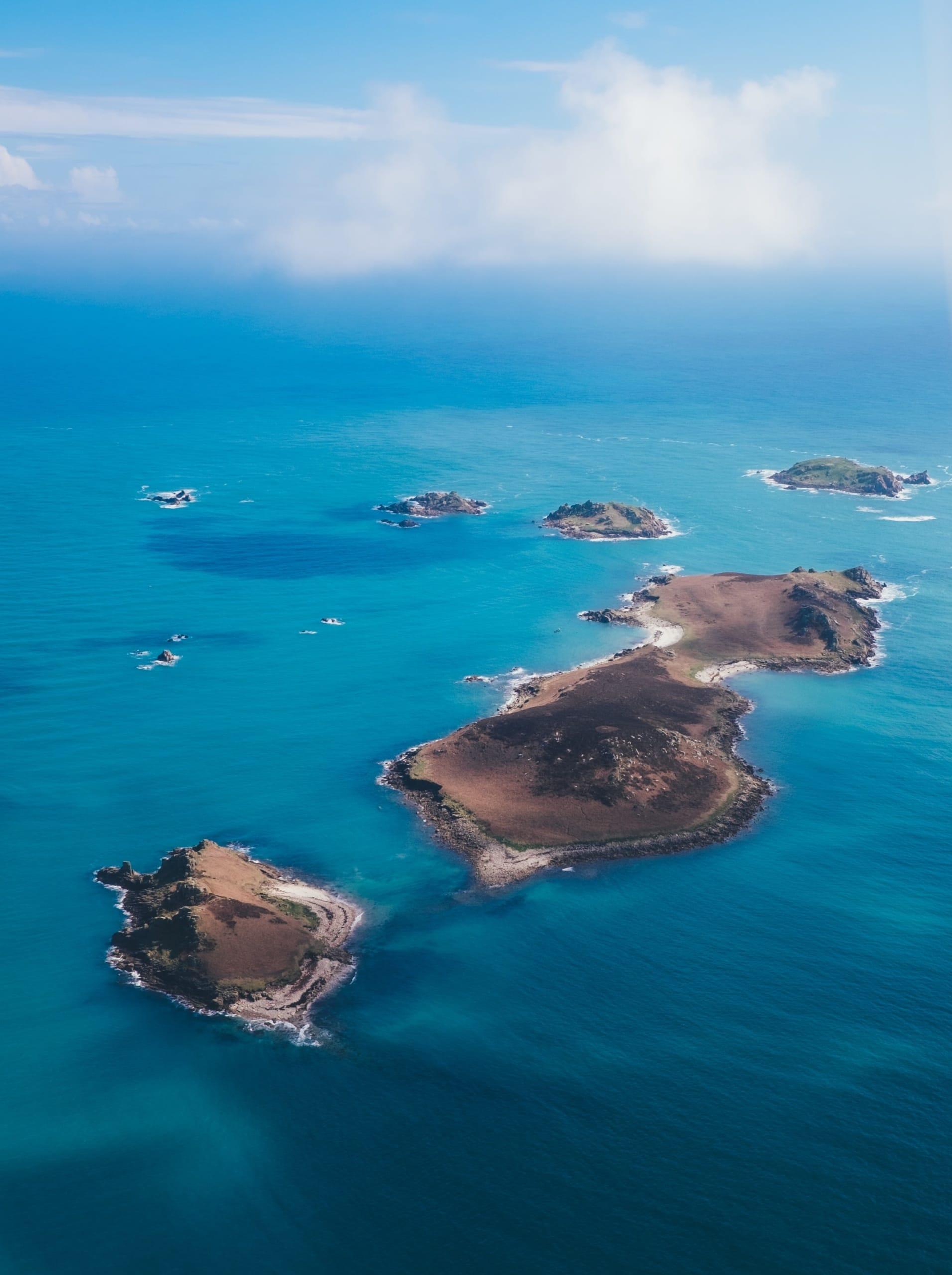 Die schönsten britischen Inseln: Ilse of Scilly