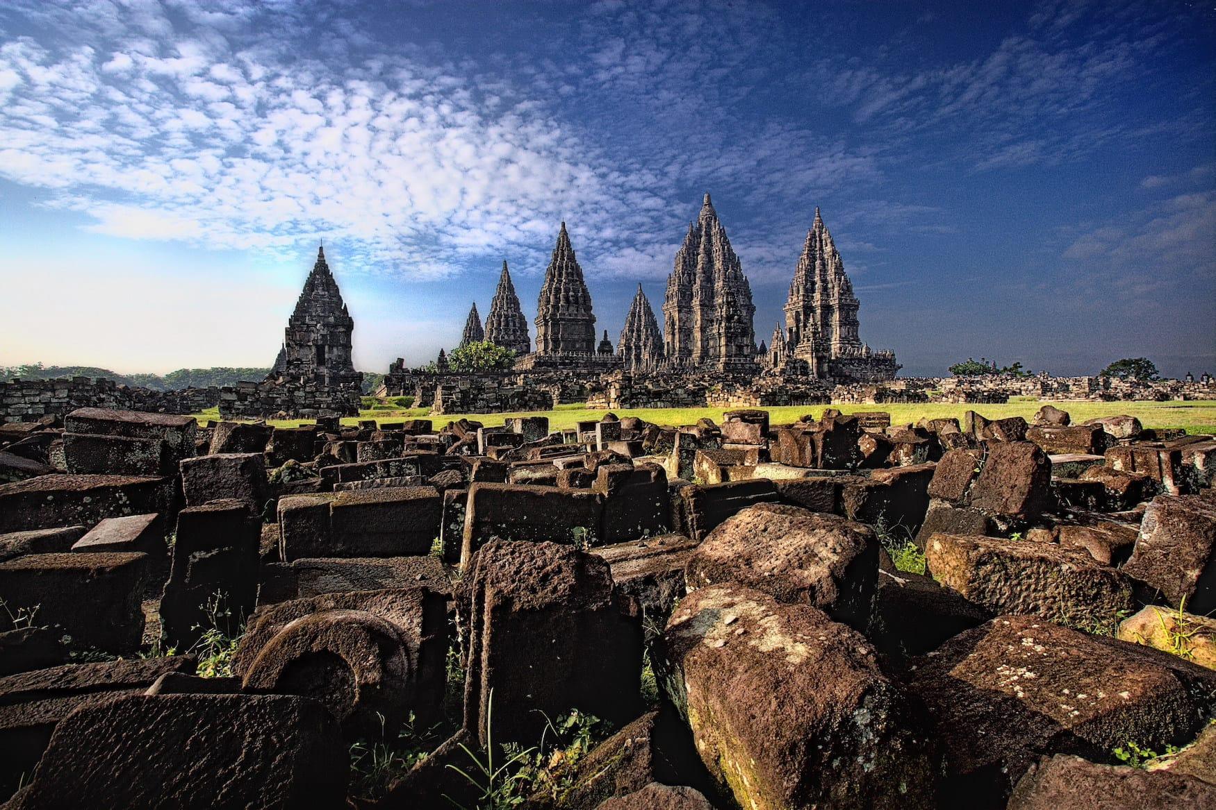 Prambanan-Tempel in Indonesien