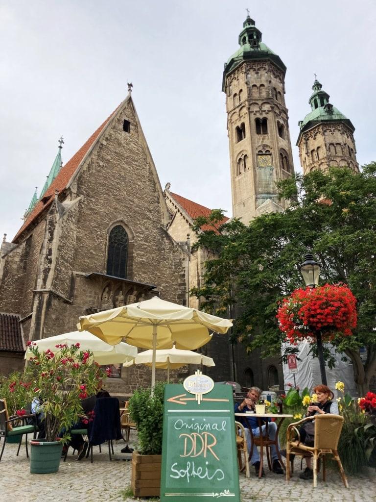 Der Naumburger Dom ist Weltkulturerbe - und einfach wunderschön.