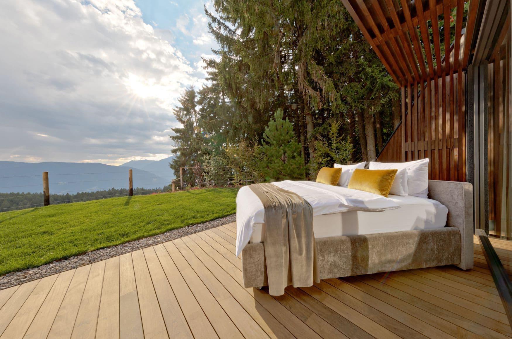 Waldsuite der Premium Forest Villa