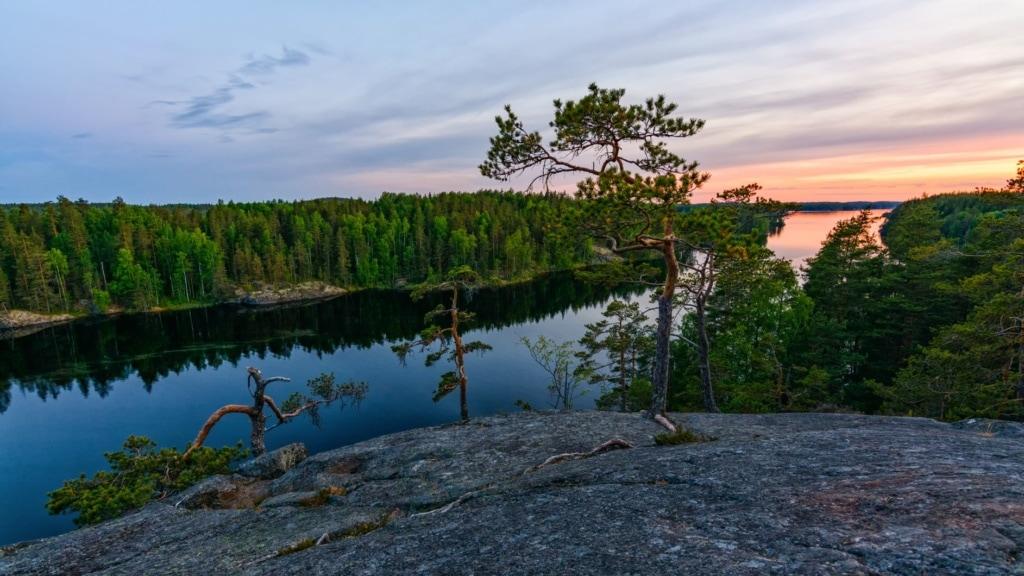 See Saimaa in Finnland