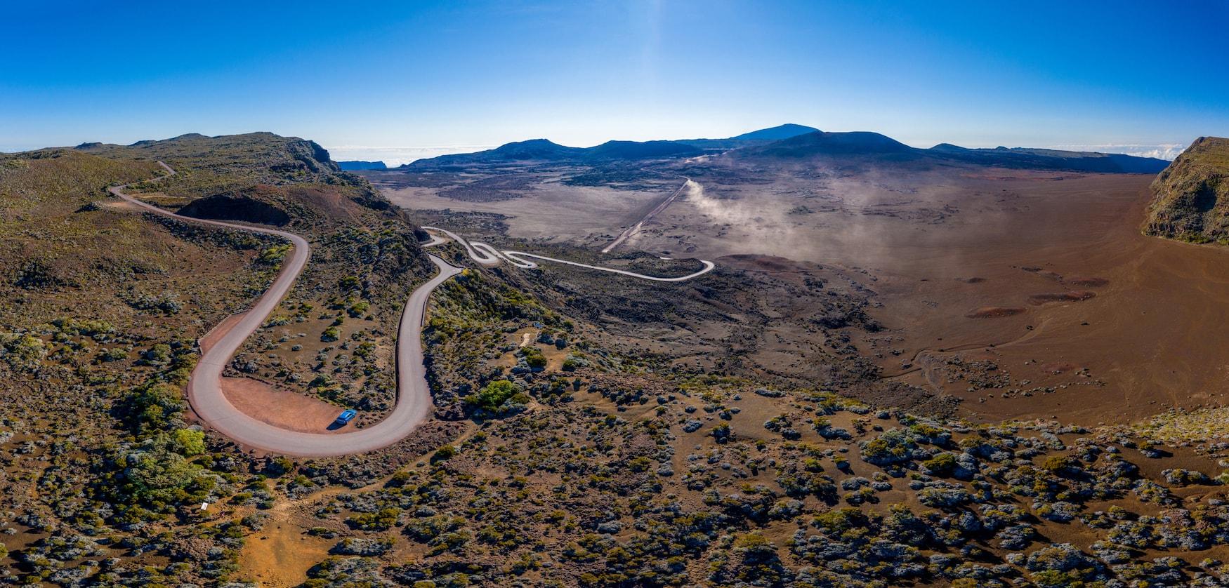 Ein Besuch zu den Vulkanen zählst zu den spannendsten Aktivitäten auf La Réunion