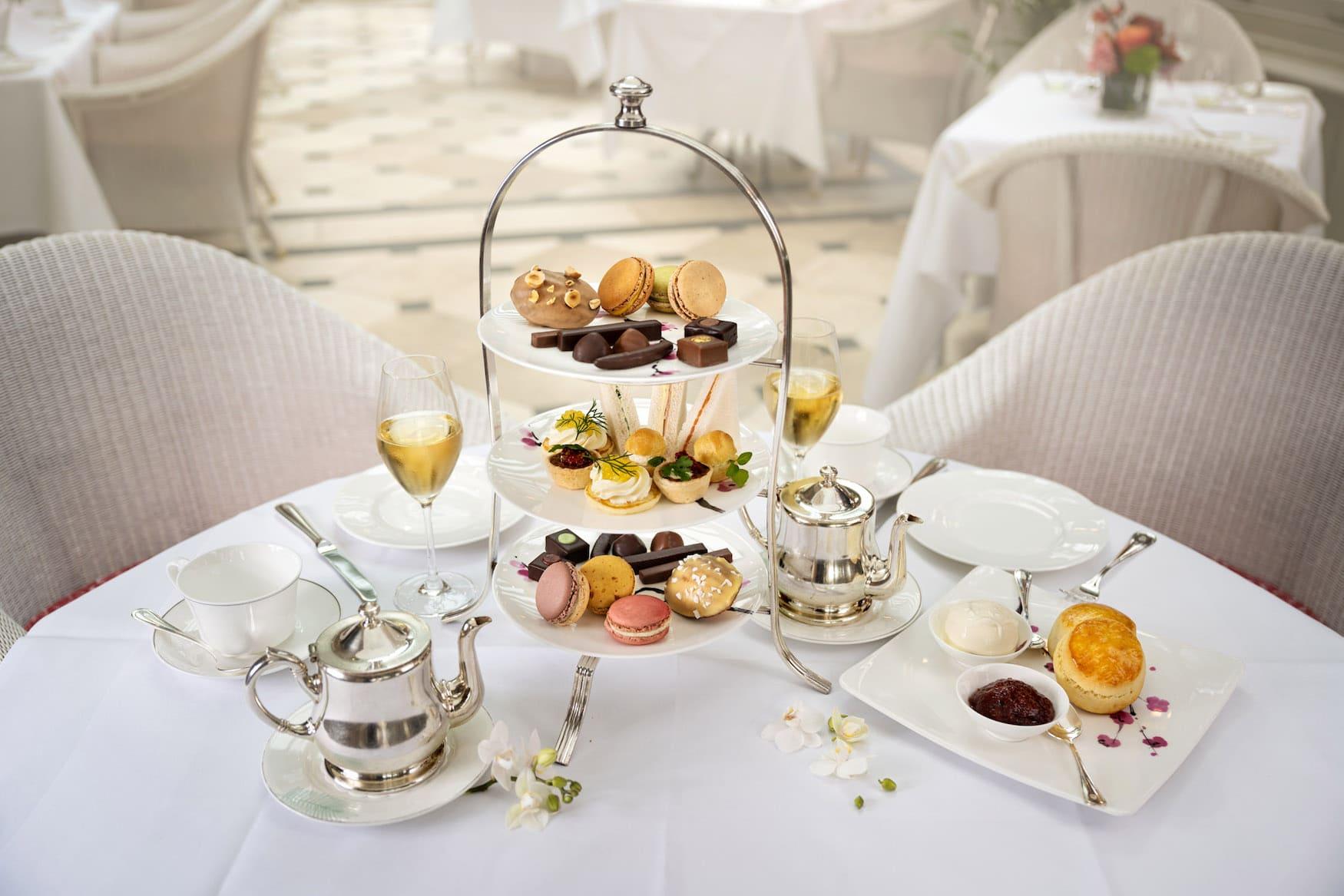 Afternoon Tea inspired by Pierre Hermé Paris