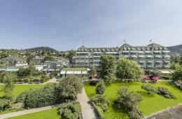 Spa-Bereich im Brenners Park-Hotel & Spa