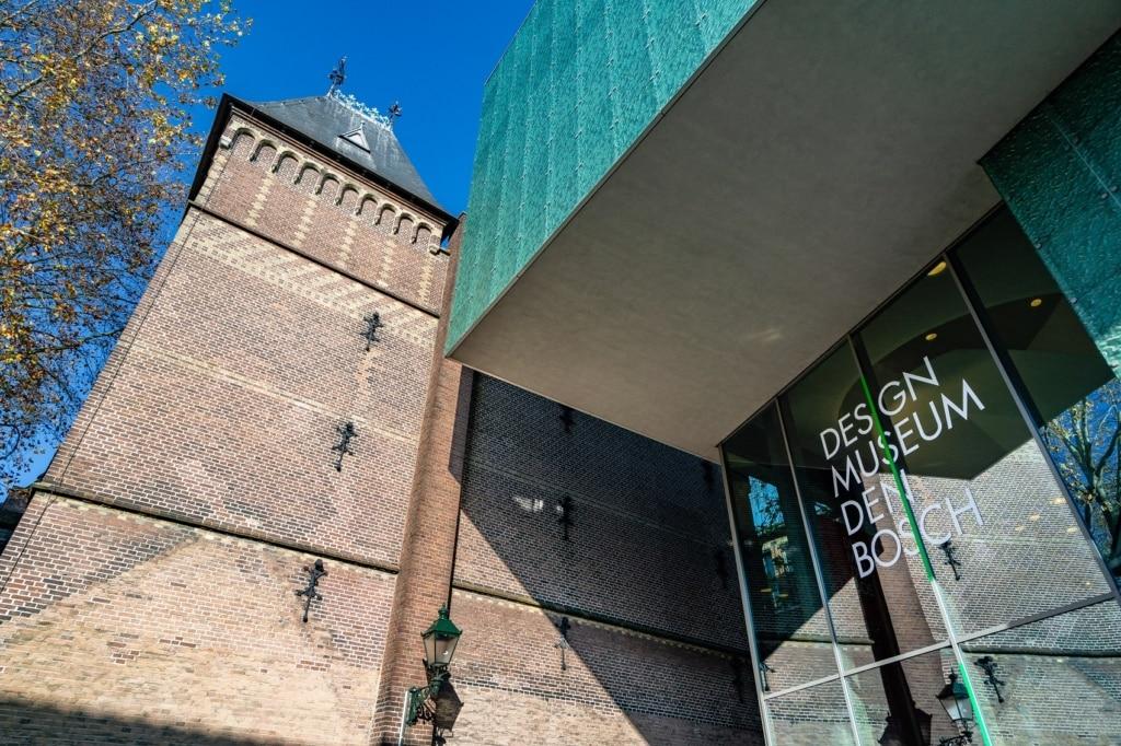 Das Den Bosch Museum lädt seit 2018 besonders Design-Fans ein.