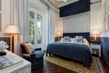 Hotel Villa Igiea Zimmer
