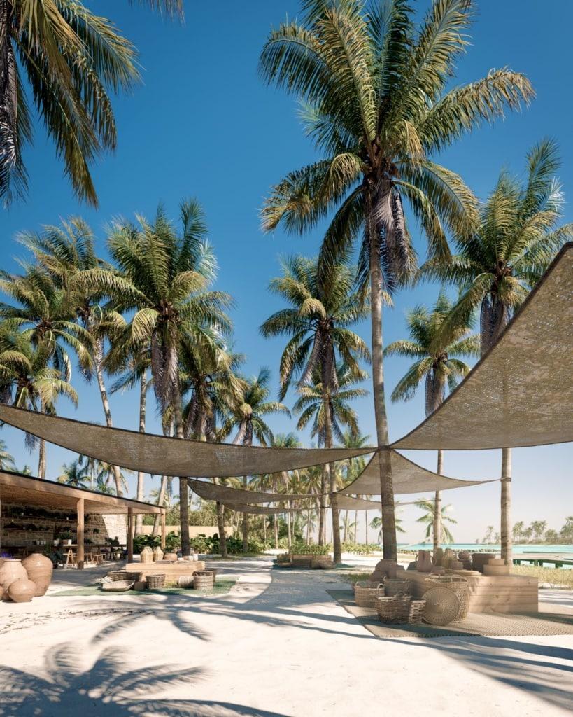 Fari Marina Village im Patina Maldives