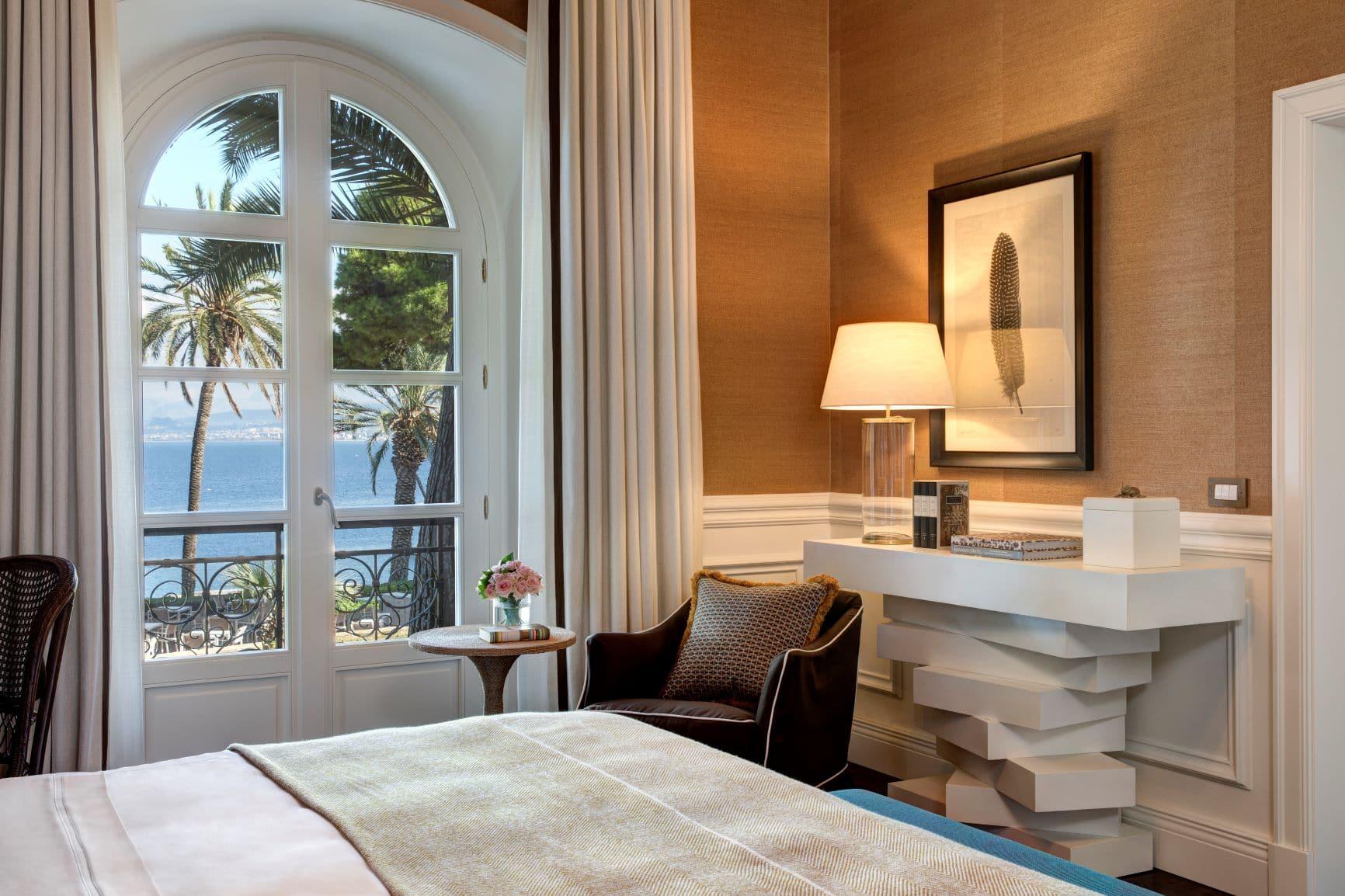 Zimmer in Villa Igiea