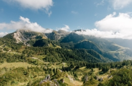Berchtesgadener Bergwelt