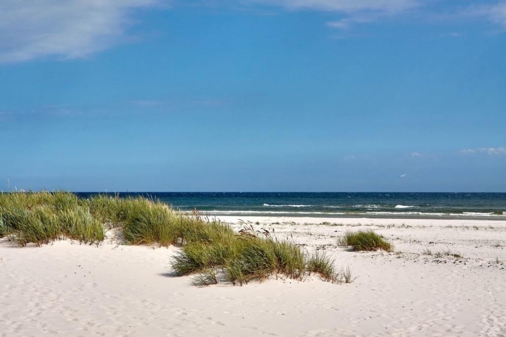 Dueodde-Strand in Dänemark