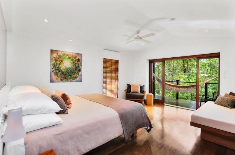 Eine der schönsten Unterkünfte in Australien: Die Silky Oaks Lodge
