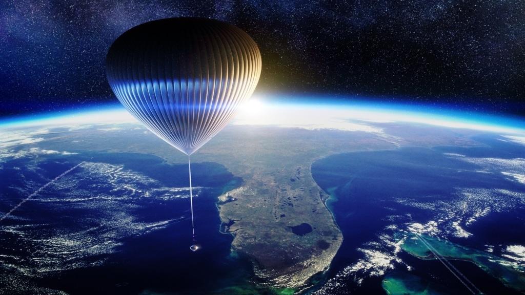 Mit einem Space Ballon in die Erdatmosphäre - 2024 geht der erste Flug los!
