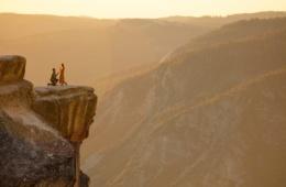 Besonderer Heiratsantrag am Gran Canyon in den USA