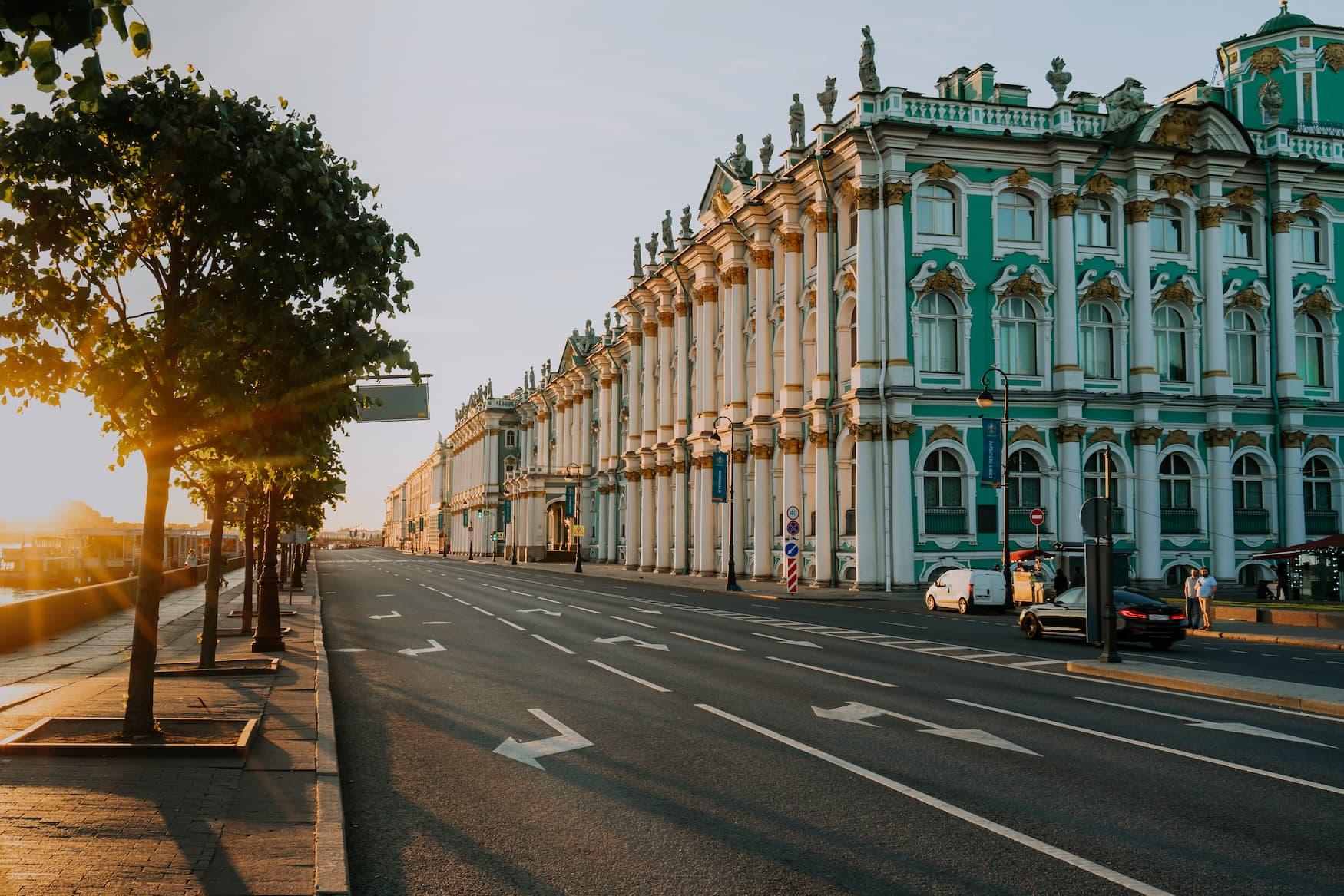 Unsere St. Petersburg Tipps: Ein Besuch in der Ermitage