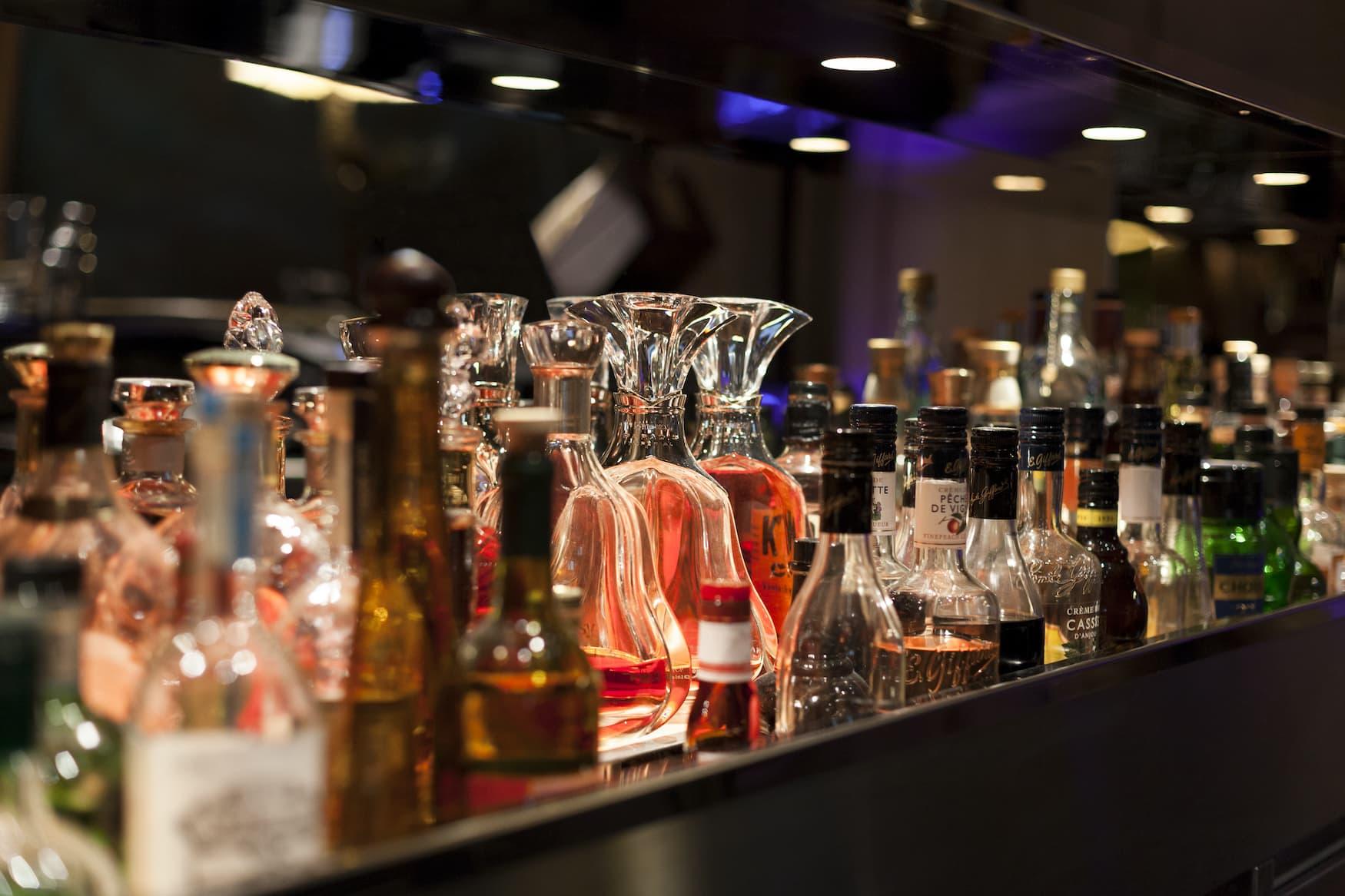 Bar im Le Bristol Paris