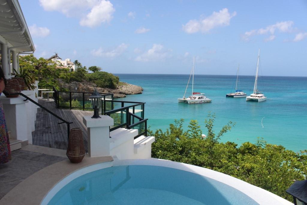 Das Belmond La Samanna Hotel auf St. Martin ist die luxuriöseste Unterkunft der Insel.