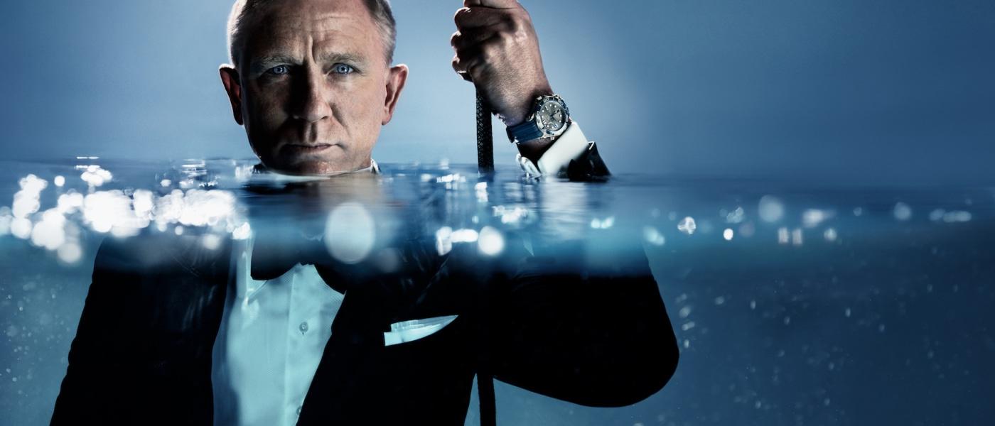 Omega Uhr James Bond