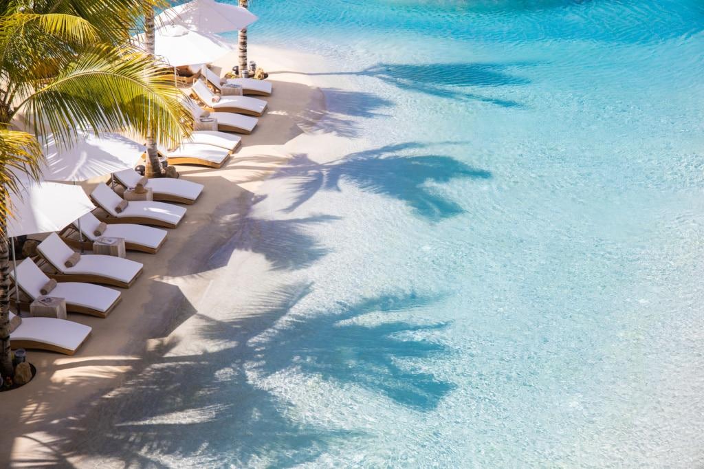 Das The Morgan Resort & Spa auf Sint Maarten bietet eine tolle Lage, große Zimmer und einen tollen Ausblick auf die ankommenden Flugzeuge.