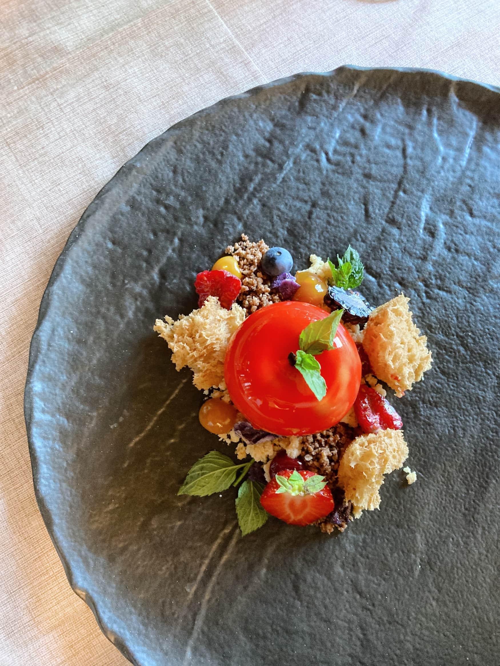 Im Rifugio di Costaccia bei Livigno wird Bergküche auf höchstem Niveau serviert.
