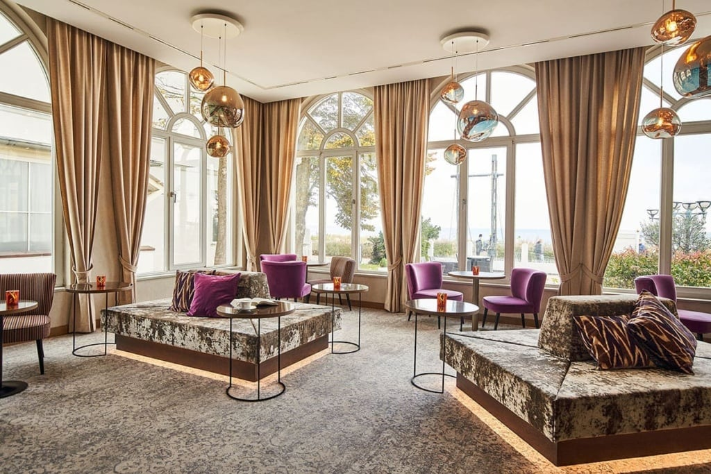 Tradition trifft auf Moderne – im Seetel Strandhotel Atlantic.   Seetel Hotels
