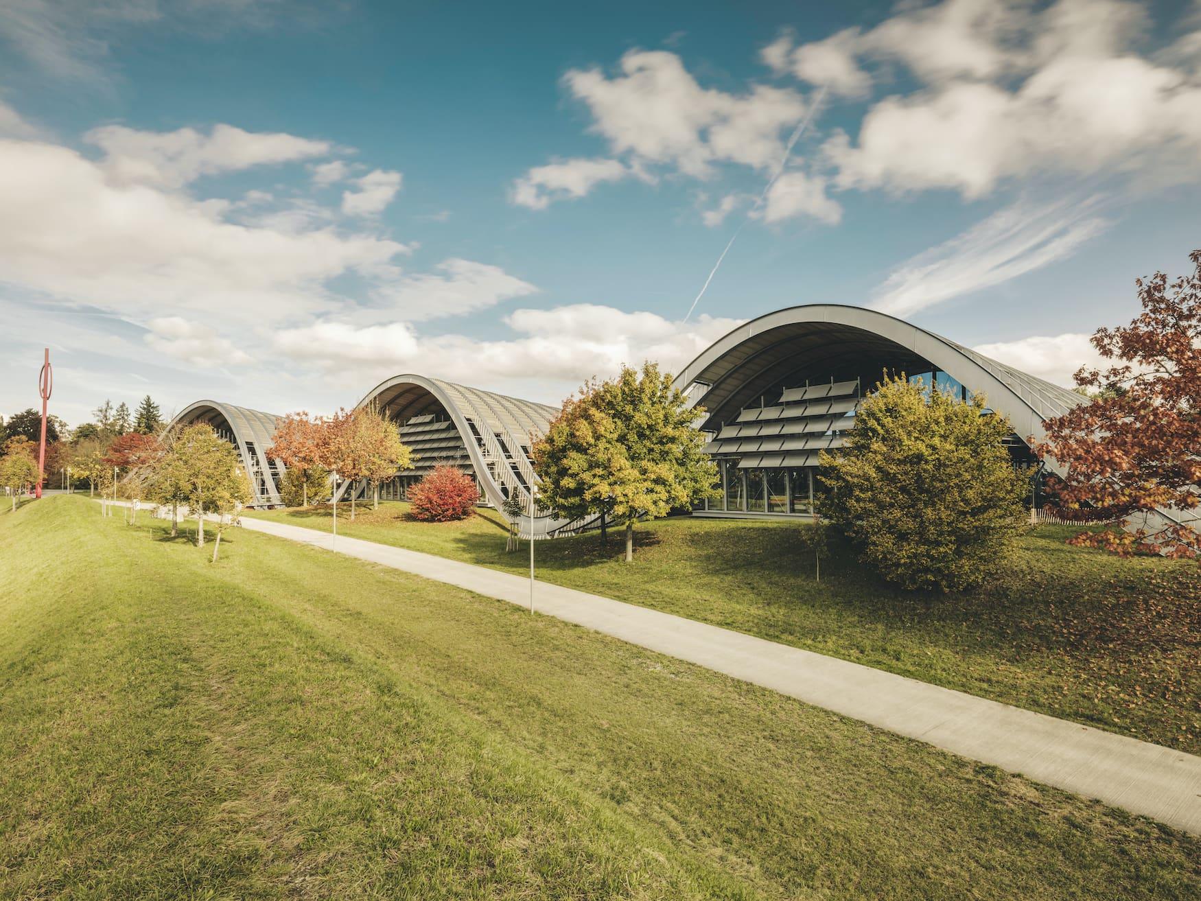 Das Zentrum Paul Klee in Bern, Schweiz