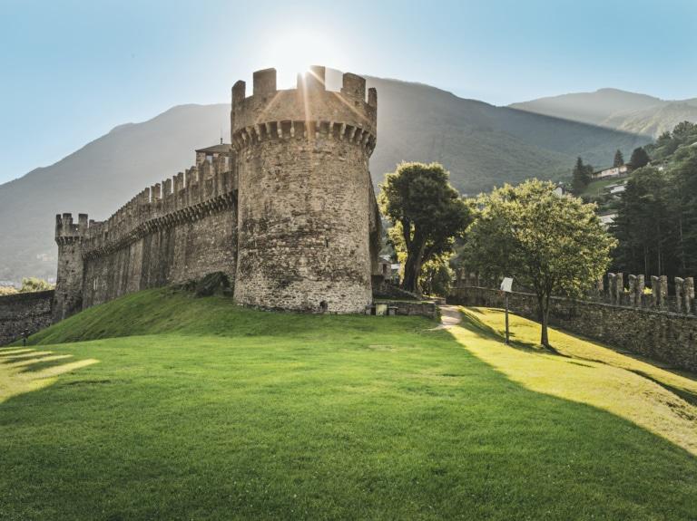 Schloss Montebello, Bellinzona
