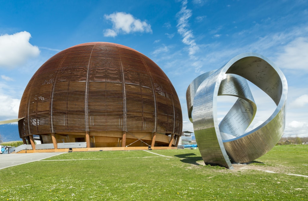 CERN in der Schweiz