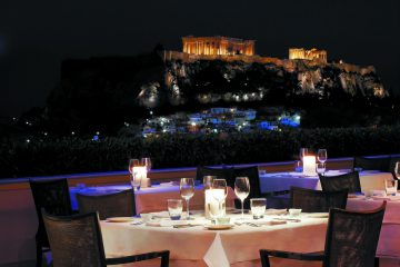 Hotel Grande Bretagne in Athen
