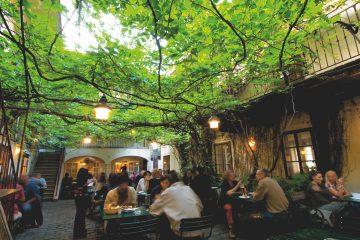 Wiens unbekannte Orte: Amerlingsbeisl am Spittelberg