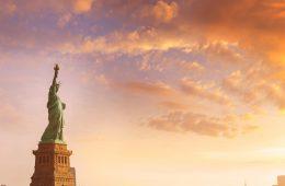 Überflüssige Sehenswürdigkeiten in den USA: die Freihheitsstatue in New York