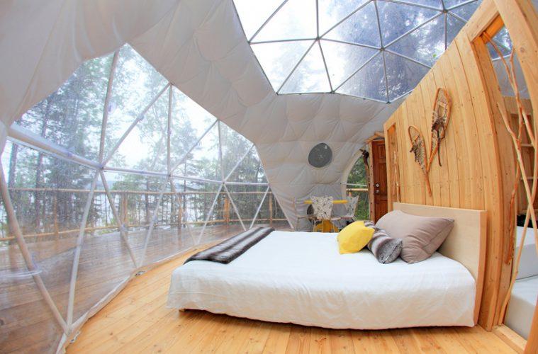 Zimmer im Cap Jaseux in Quebec