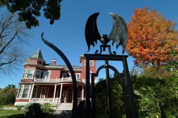 Literatur-Fan-Schauplatz: Das Haus von Stephen King