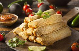 """Maisteigtaschen """"Tamales"""""""