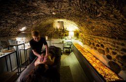 Wellness in Litauen: eine Massage geht immer