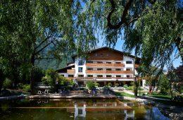 Außenblick auf das Biotique Hotel La Vimea