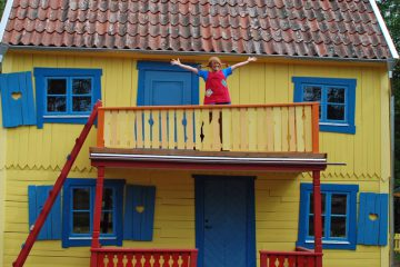 Astrid Lindgrends Welt: Willkommen bei Pipi