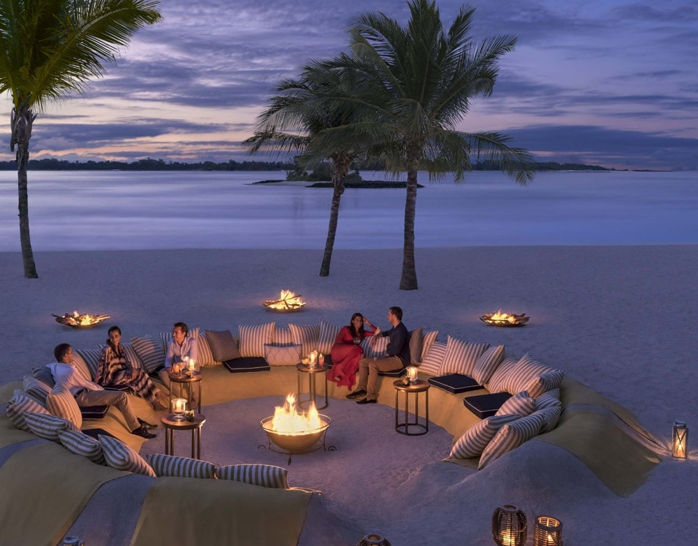 Shangri-Las Le Touessrok Resort and Spa Strand