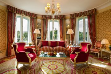 Suite im Ritz Madrid