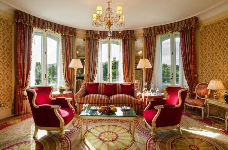 Suite im Ritz Madrid