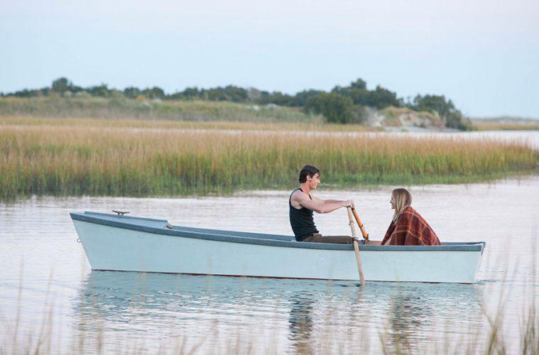 """Bootfahren in der Heimat von """"The Choice"""" in North Carolina"""