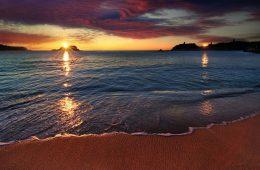 Strand und Meer in Puerto Vallarta