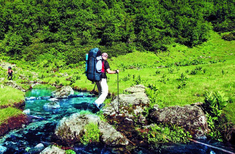 La Réunion,Wandern