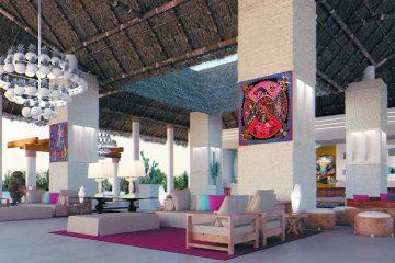 Lobby im Iberostar Playa Mita